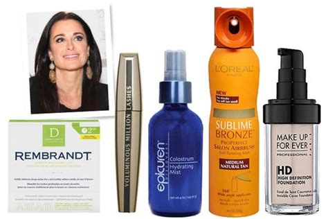 beverly hills beauty secrets beverly hills own kyle richards of quot real housewives of