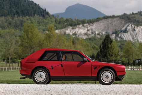 Lancia Delta S4 Stradale For Sale The Twincharged 1985 Lancia Delta S4 Quot Stradale Quot