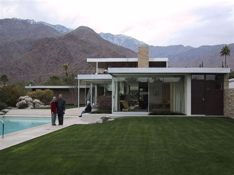 kaufmann house palm springs kaufmann desert house