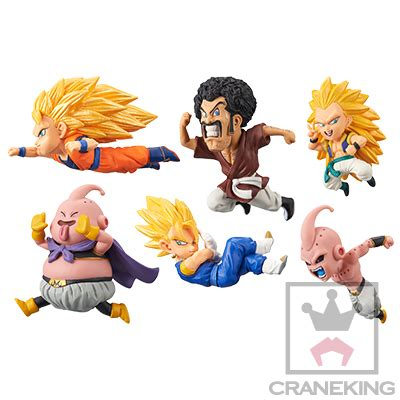 Scultures Majin Boo Pastel Ver series banpresto products banpresto