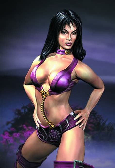 My Top Sexiest Chicks From Mortal Kombat Hande S Blog
