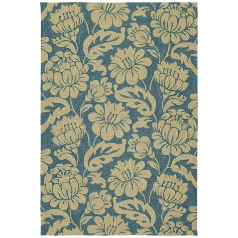 10 x 14 outdoor rug kaleen habitat calypso azure 10 ft x 14 ft indoor outdoor area rug 2104 66 10 x 14 the home