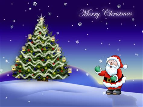 merry christmas desktop themes free desktop wallpapers december 2008