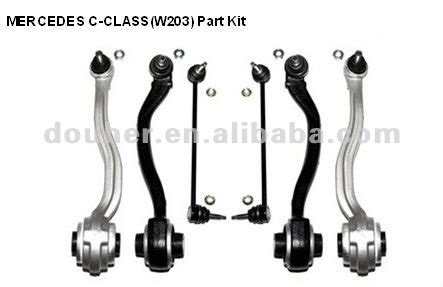 Link Stabil Mercedes W203 auto chassis part mercedes c class w203 arm
