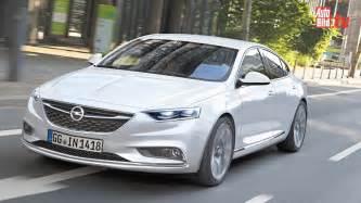 2017 Opel Insignia Opel Insignia 2 2017 Opels Neue Mittelklasse