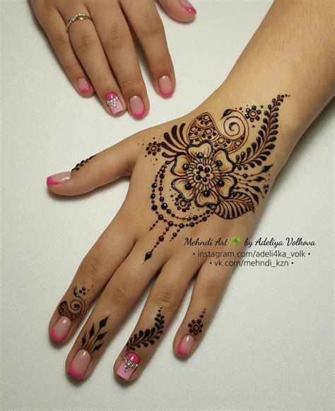 искусство мехенди роспись хной казань tattoos