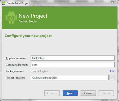development blog android studio tutorial p3 run first google glass development tutorial for beginners toptal