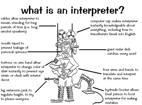 american sign language interpretation an asl interpreter clipart clipart collection asl