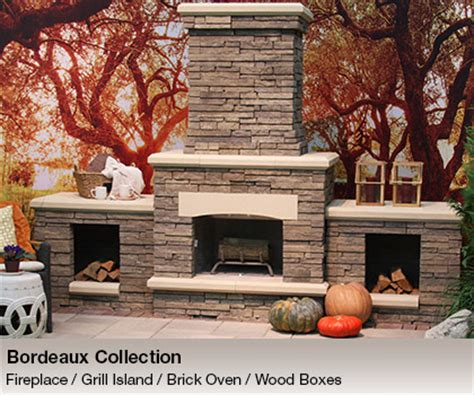 Belgard Brighton Fireplace Stately Scapes Photos Belgard Brighton Fireplace