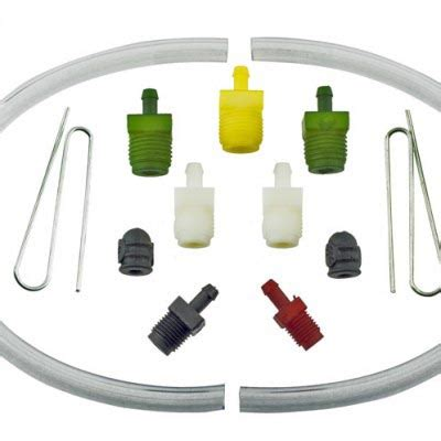 bench bleeding kit bench bleed fitting kit phoenix systems