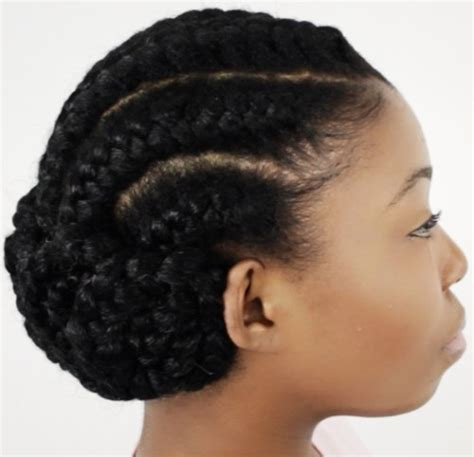 Goddess Braid Hairstyles by 10 Remarkable Goddess Braids Hairstyles Amazing Black