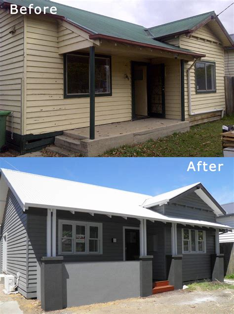 House Facade Renovation Before And After 28 Images 20 Home Exterior Makeover