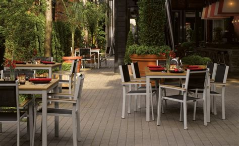 Patio Furniture For Restaurants Commercial Outdoor Furniture Oxford Garden