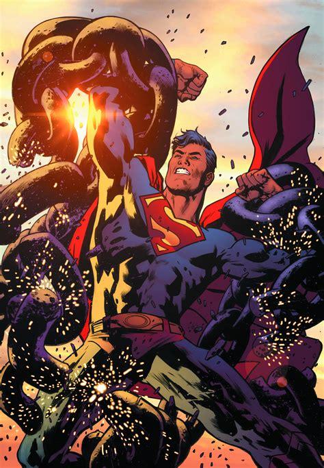supermantp vol 1 1401267769 jan140346 adventures of superman tp vol 01 previews world