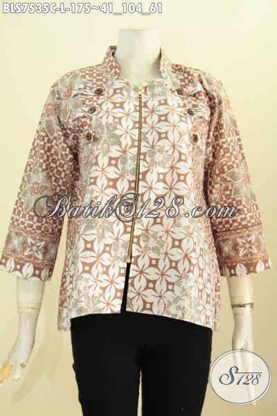 Baju Batik Wanita Karier baju batik modern wanita karir baju batik kerja wanita mura desain ayus kerah shanghai
