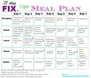 21 Day Fix Meal Plan Template by 21 Day Fix Week 1 Journey And Meal Plan