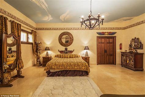 egyptian bedroom spanish holiday home villa flamingo goes on sale for 163 10m