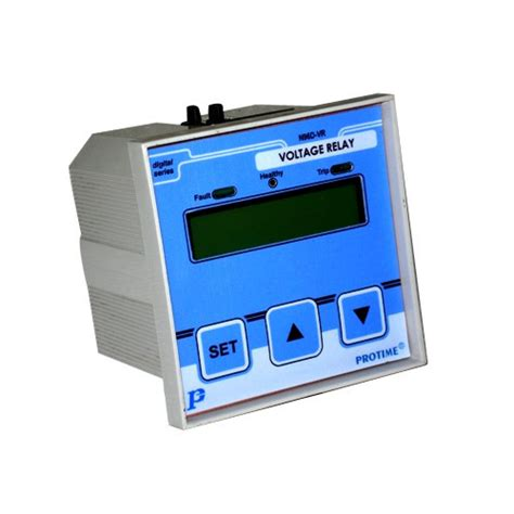 digital voltage relays view specifications details  frequency relays  protech