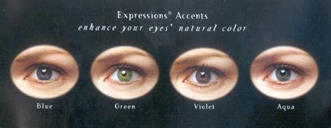 expression color contacts expressions contacts colors