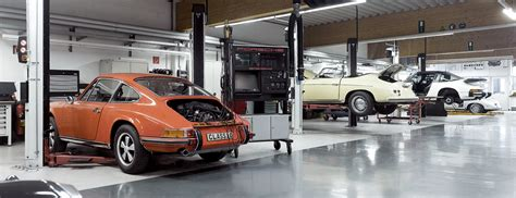 Werkstatt Usa by Porsche Repairs Porsche Usa