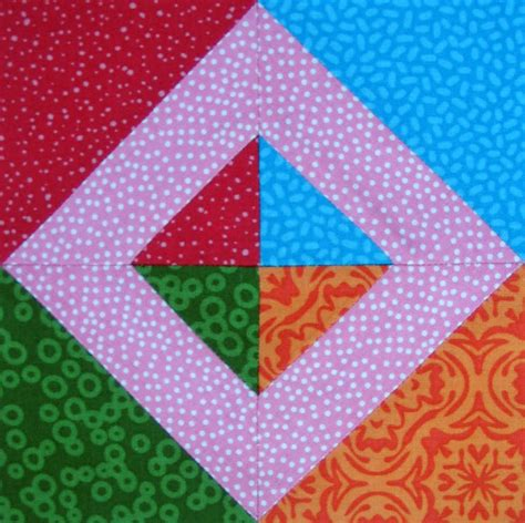 The Quilt Block by Starwood Quilter Friendship Quilt Block