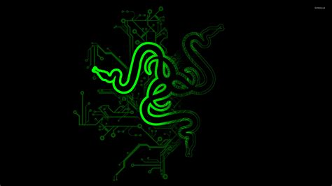 razer wallpaper for laptop razer logo wallpaper computer wallpapers 19420