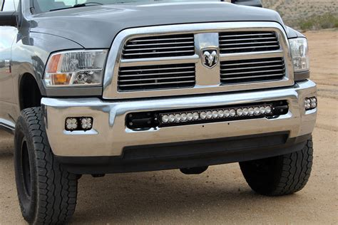 ram 2500 light bar baja designs dodge ram 2500 3500 2003 2016 30 quot lightbar mount