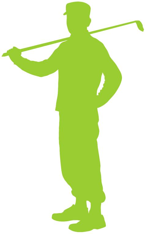 Swing Golf Italiano by Golf Swing Silhouette Free Vector Silhouettes