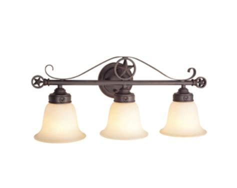 Western Bathroom Lighting Bathroom Vanity Light Western Redo Home With Bling Bathroom Pinte