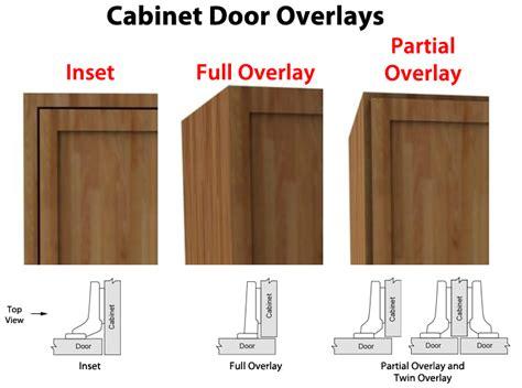 overlay cabinet doors what is cabinet door overlay