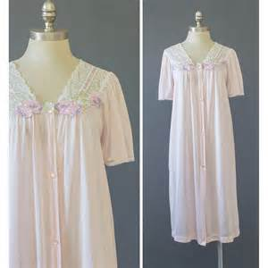 Vanity Fair Outlet Nightgowns Vintage 70s Nightgown Vanity Fair Lace Trim By