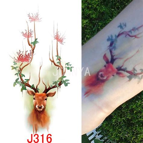 henna tattoos red deer popular neck tattoos buy cheap neck tattoos lots from