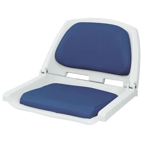 wise 174 folding fishing boat seat 204008 fold down seats - Folding Fishing Boat Seat