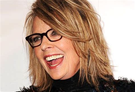 diane keatons layer haircut diane keaton hairstyle pictures diane keaton s choppy layers are just the right length to