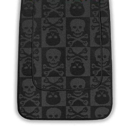 Black Bathroom Rug Set by 2 Bathroom Rug Bath Mat Set Black Skull Crossbones 1313 Mockingbird