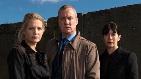 cast of dci banks trailer for fifth season of dci banks