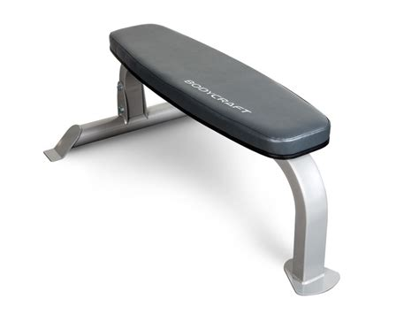 small exercise bench f600 flat bench for free weights bodycraft
