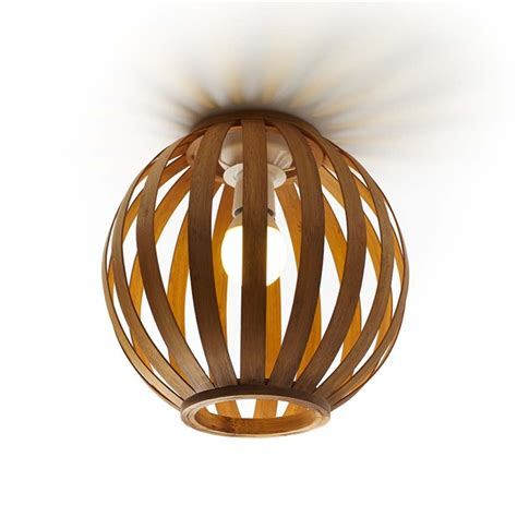 batten light shade living 250mm beijing bamboo batten fix light