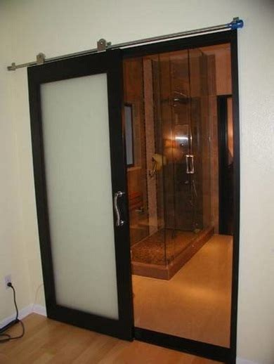 frosted glass pocket door bathroom trendy bathroom sliding glass doors for decorating your bathroom decolover net
