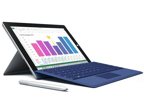 Microsoft Tablet Surface review microsoft surface 3 lte tablet acts as laptop