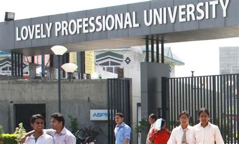Lovely Professional Mba Admission lovely professional sets up offices in