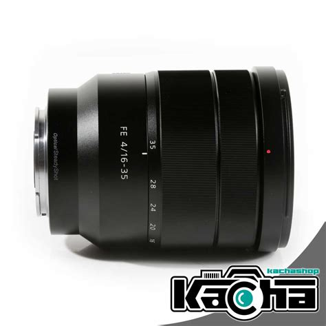 Sony Zeiss Vario Tessar T Fe 16 35mm F 4 Za Oss sale sony vario tessar t fe 16 35mm f 4 za oss lens f4 e mount sel1635z ebay