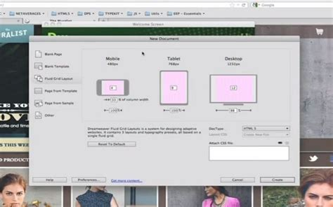 tutorial photoshop dreamweaver website 25 adobe dreamweaver cs6 tutorials for web designers