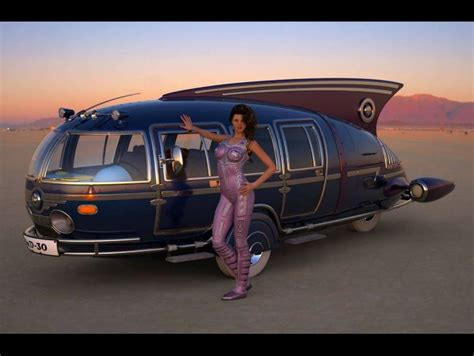 future vehicles 13 retro future vehicles that are whimsical af odometer
