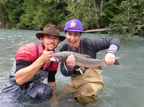 Finder In Canada Best Freshwater Fishing In Canada Right Here In Pemberton Bc