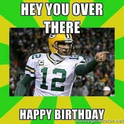 Clay Matthews Birthday Card