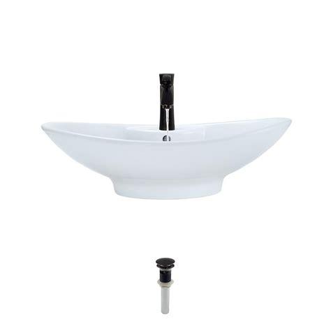 kohler vox sink oval kohler vox oval vitreous china vessel sink in white with