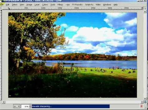 tutorial gimp hdr gimp tutorial editing hdr images and faux hdr youtube