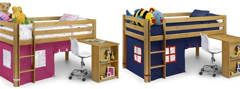 Julian Bowen Wendy Sleeper by Julian Bowen Wendy Sleeper Pull Out Desk With Shelves