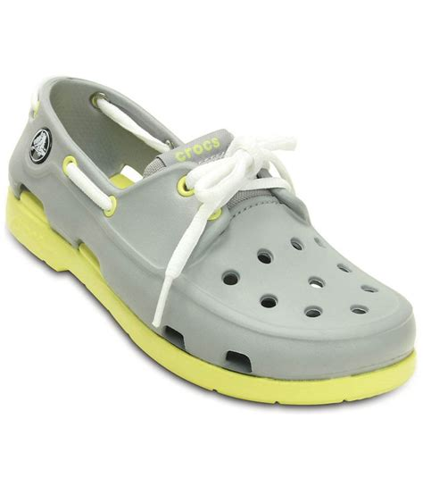 Crocs Hover Sneaker Junior Original crocs relaxed fit gray casual shoes for price in india buy crocs relaxed fit gray casual